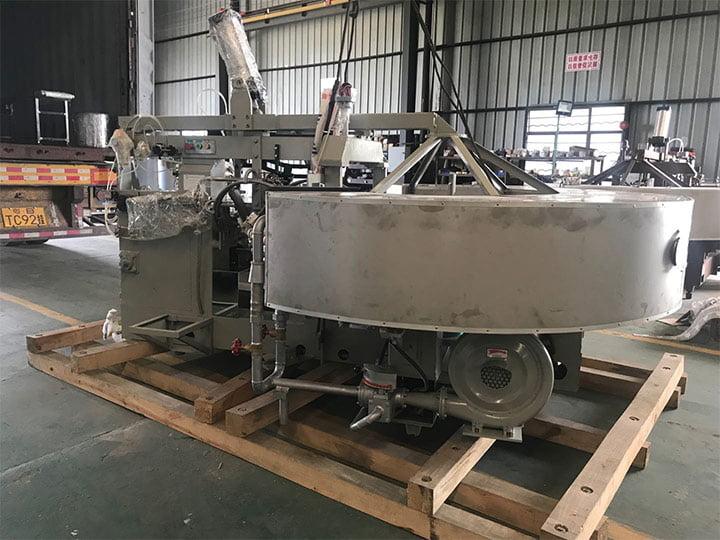 automatic-sugar-cone-making-machine
