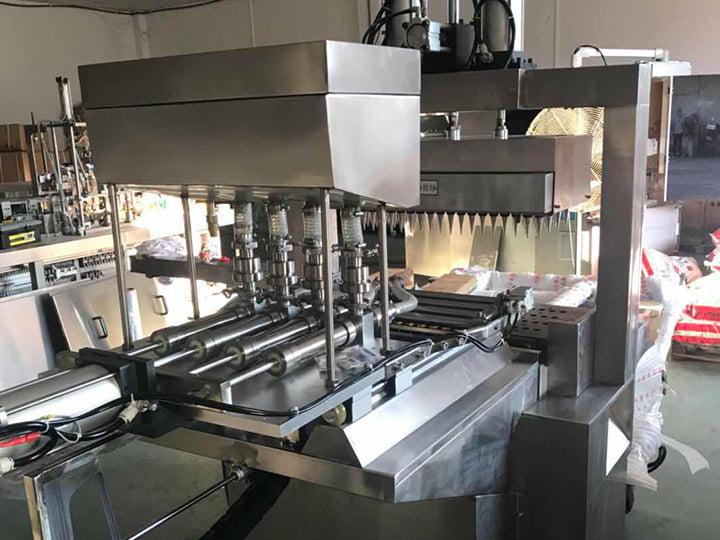 ice cream wafer cup making machine
