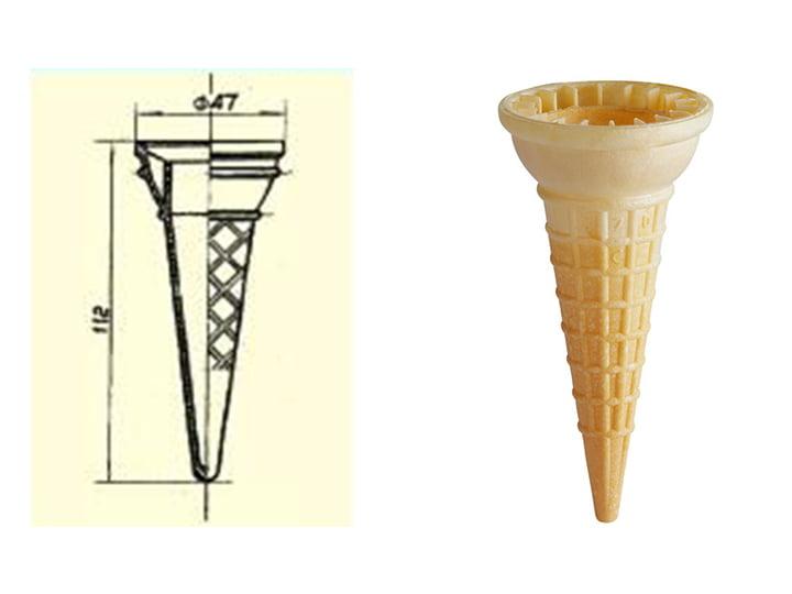 cone mold