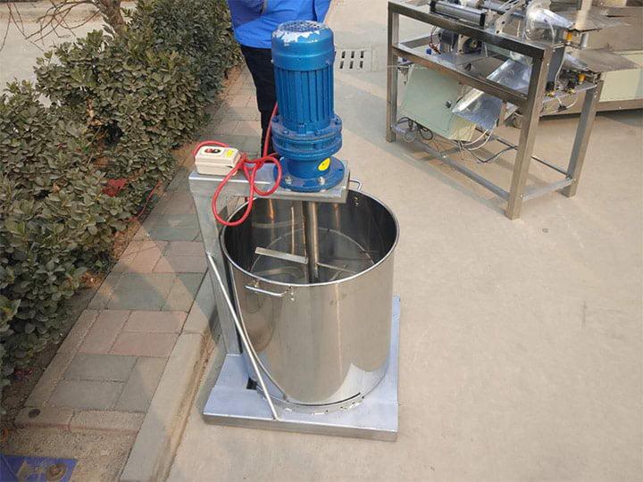 ice cream cone machine mixer