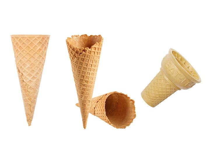 wafer,suagr,cake cone