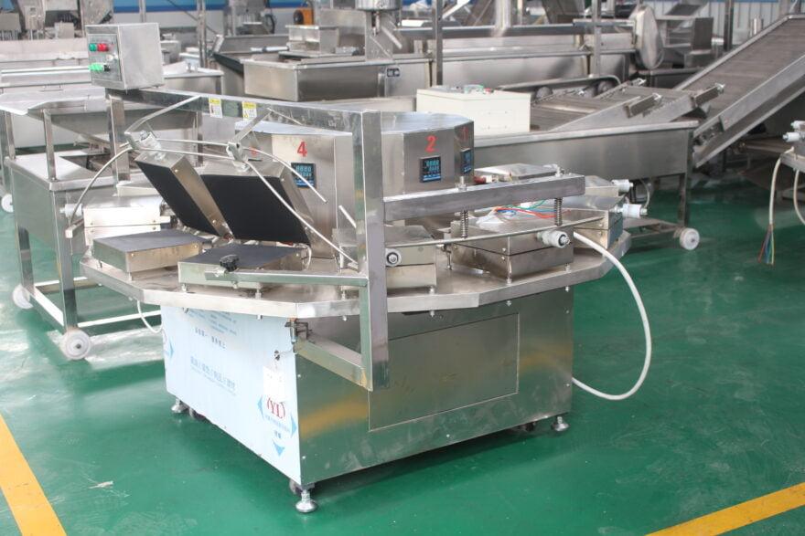 waffle cone machine