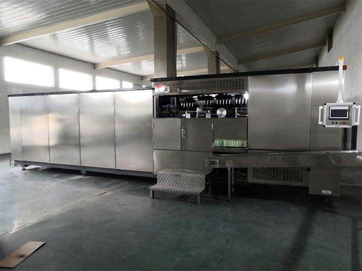 ice cream cone machine manufacturer