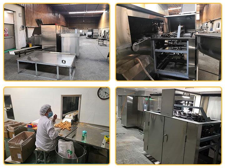 waffle cone machine manfacturer