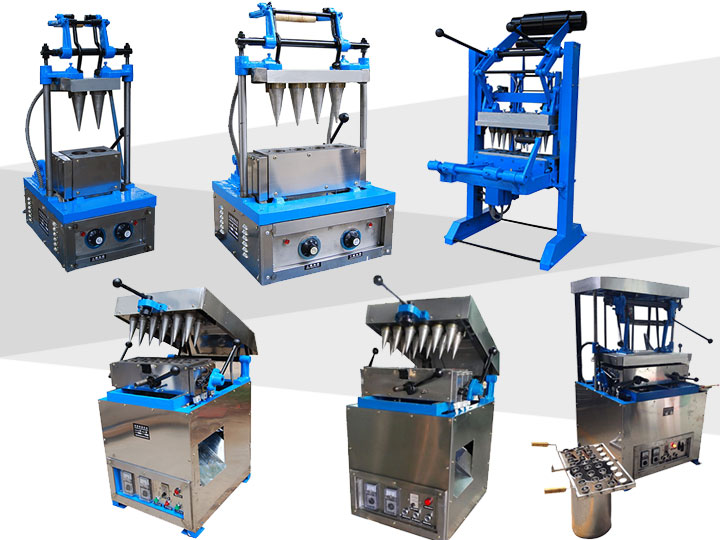 multi capacity commercial wafer tea cup machine
