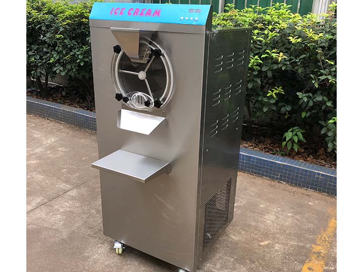 hard ice cream machine deliver to Philippines
