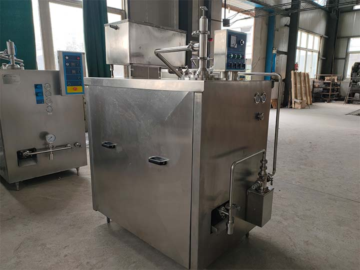 ice cream continuous freezer manufacturers