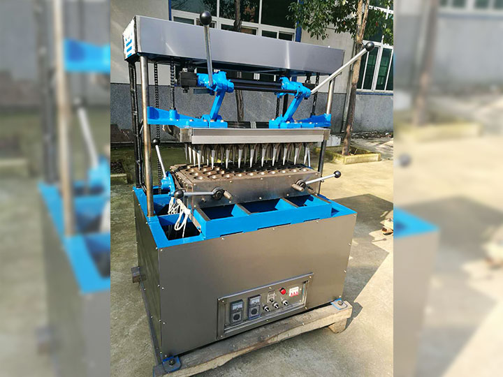 ice cream making machine deliver to South Africa