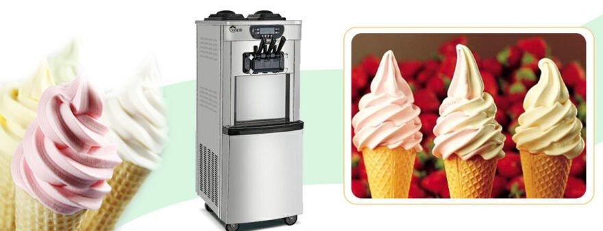 soft ice cream making machine