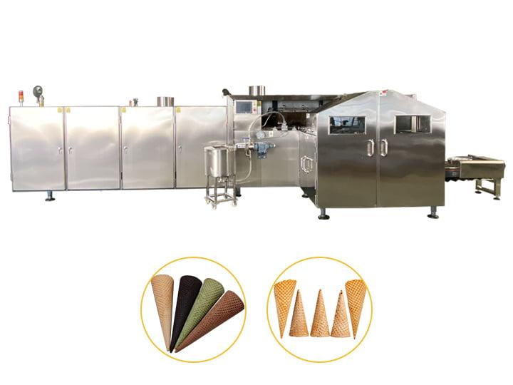 continuous sugar cone machine for sale